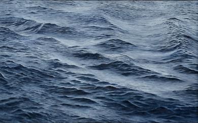 Deep Sea (38 x 61 cms.)